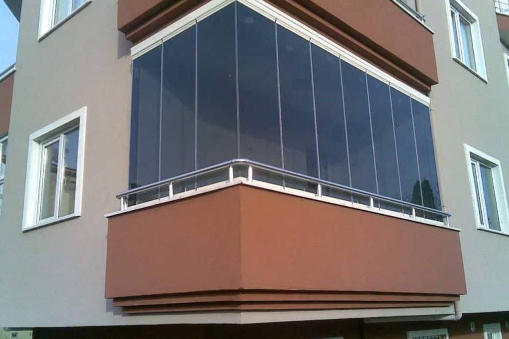 Cam Balkon Montajı